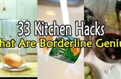 33 Kitchen Hacks That Are Borderline Genius