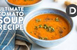 BEST Tomato Soup Recipe!
