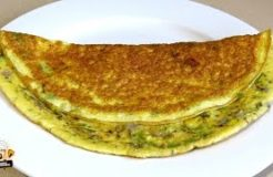 HOW TO MAKE A SIMPLE YUMMY OMELETTE RECIPE DIY KIDS LOVE IT