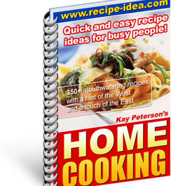 350 Recipe Ideas For Busy People