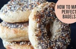 How to Make PERFECT Bagels