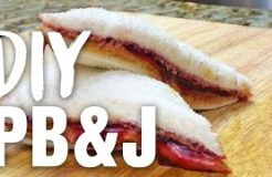 How To Make a Peanut Butter & Jelly Sandwich