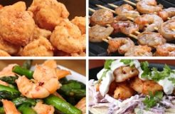 Six Simple Shrimp Dinners Easy and Delicious