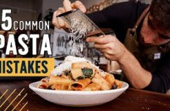 15 Mistakes Most Beginners Make Cooking Pasta at Home