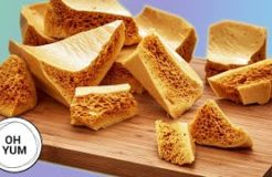 The Secret to Making Your Own Gourmet Honeycomb!